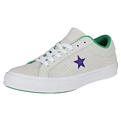 da7dff8c269 Converse One Star Ox Mens Trainers  Amazon.co.uk  Shoes   Bags