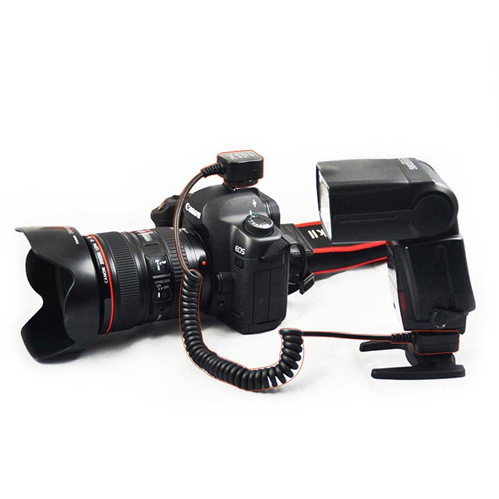 DSLR Flash 580EX II 550EX 430EX II 420EX 380EX Pixel 11.8 feet/3.6 ...