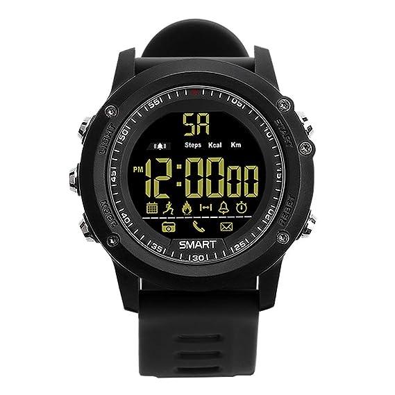 Amazon.com: EX17 Bluetooth Smartwatch IP67 Waterproof ...