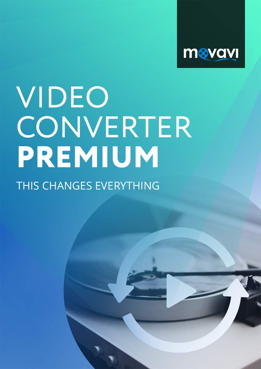 Movavi Video Converter 19 Premium Personal [PC Download] by Movavi Software Inc