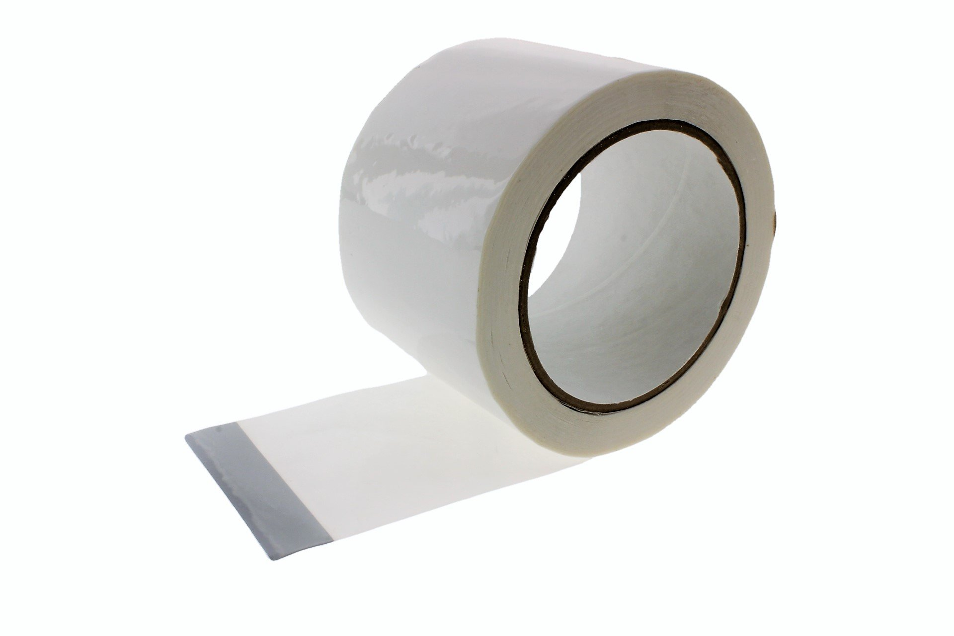 3'' in x 60 yd White House Wrap Tape Sheathing Building Wrapping Housewrap Sheath Tape Insulation Seaming Plastic Sheets FOR Sealing TYVEK in Construction or Moisture Dust barrier Asbestos Abatement