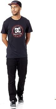 DC Shoes Phenomom - Camiseta - Hombre - S: Amazon.es: Ropa y ...