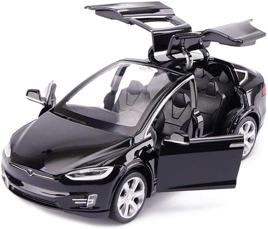 ANTSIR Car Model X 1:32 Scale Alloy diecast Pull Back Electronic Toys with Lights and Music