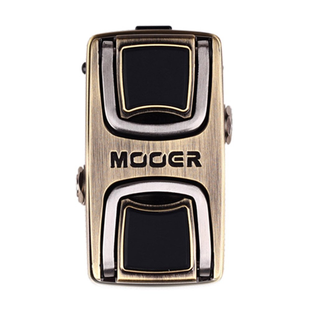 Mooer Audio The Wahter Wah Pedal Multi-Function Wah Effects Pedal WCW1 by MOOER