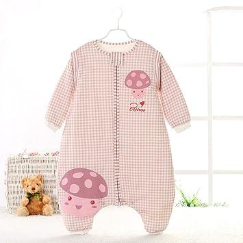 Gleecare Saco de Dormir para bebé,Recién Nacido para bebés y Mujeres bebés Desmontables Mangas