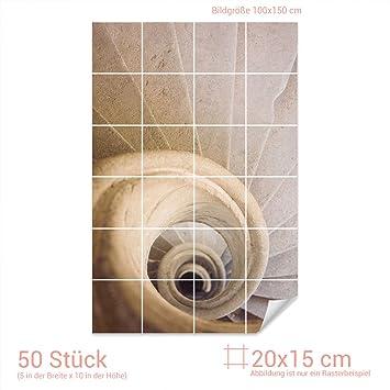 Graz Design 761249 20x15 100 Fliesenaufkleber Fliesenbild