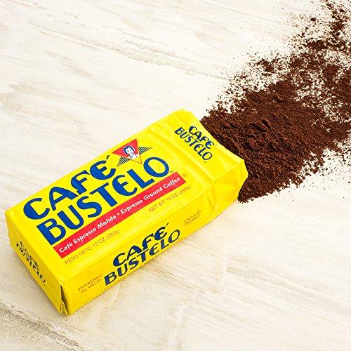 Café Bustelo Espresso Coffee, 10 Oz