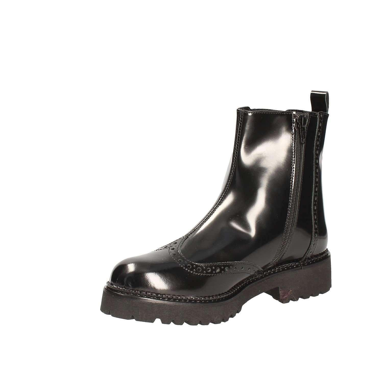 GRACE TR12204 Schuhe TR12204 GRACE Stiefeletten Frauen Schwarz d8e4c6