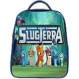 Emana Custom Slugterra middle school Student Shoulder backpack School Bag travel backpack