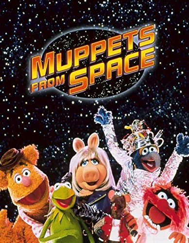 Muppets From Space POSTER Movie (1999) Style A 11 x 14 Inches - 28cm x 36cm (Jeffrey Tambor)(F. Murray Abraham)(David Arquette)(Ray Liotta)(Andie MacDowell)(Rob Schneider)(Josh Charles)