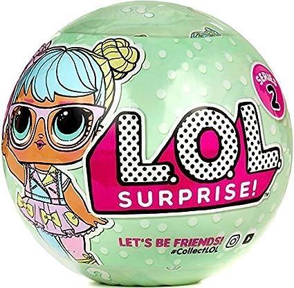 Amazon Com Lol Surprise Balls Series 2 Wave 1 Friends