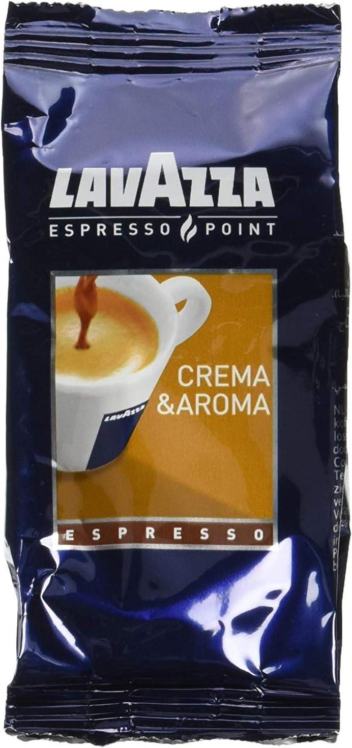 Lavazza Crema y aroma Espresso Point Cápsulas de café frescas ...
