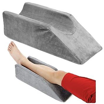 Almohada elevación espuma cuña la pierna poste cirugía ...