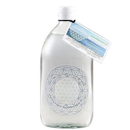 1L de plasma Marino hipertónico (agua del profesor René Quinton)