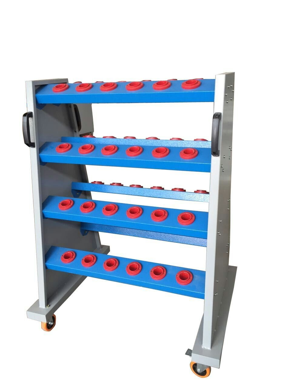 CAT40,BT40,NMTB40 heavy duty CNC Tool Tool cart shelf capacity 48 #CNC-48-new
