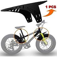 """NICEDACK MTB Schutzblech, Downhill Schutzbleche, Mountainbike Spritzschutz Fahrrad Mud Guard Set Passen 26"""" 650B 27,5"""" 29 Zoll Fettes Fahrrad"""