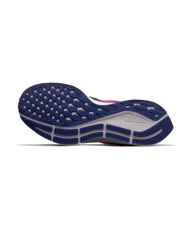 Nike Womens Air Zoom Pegasus 35 Running Shoes B078JB5T79 8 M US|Obsidian/Pink Blast/Deep Royal Blue
