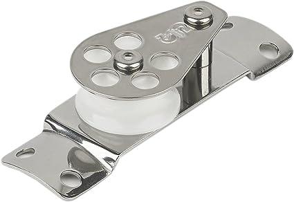 Schaefer 3 Series Block Aluminum Cheek with Stainless Steel Base