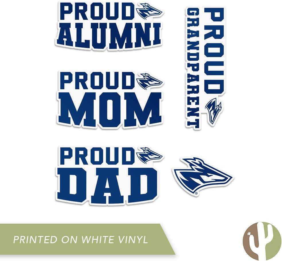 Family Full Sheet University of Nebraska at Kearney UNK Lopers NCAA Sticker Vinyl Decal Laptop Water Bottle Car Scrapbook
