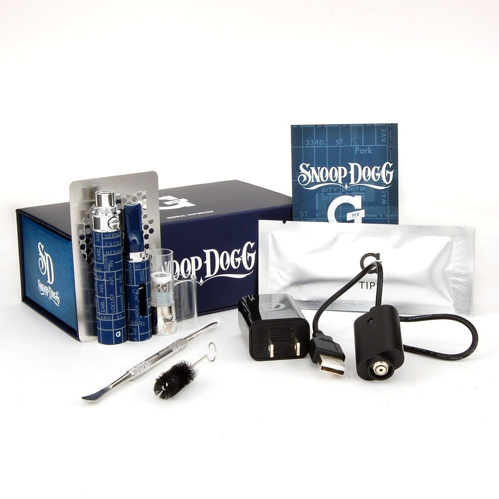 Grenco Science - Snoop Dogg G Pen Herbal Vaporizer