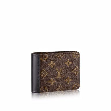 supreme lv men wallets purse short wallet old fashioned printing