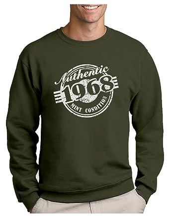Green Turtle T-Shirts Sudadera para Hombre - Regalo Original de Cumpleaños para Celebrar los 50 Años de Edad: Amazon.es: Ropa y accesorios