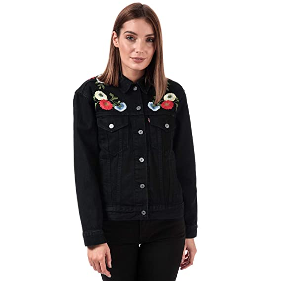 Levi's Kora Veste Bomber Femme: : Vêtements et