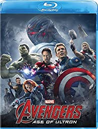 Marvel\'s Avengers: Age of Ultron [Blu-ray]