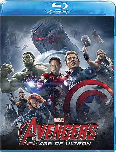 Blu-ray : Marvel's Avengers: Age of Ultron (, Digital Theater System, AC-3, Dolby, Dubbed)