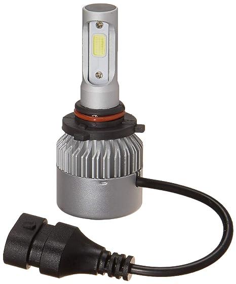 100W 10000LM CREE COB LED Motorcycle Headlight Kit Bulb or Bulbs 6000K White A