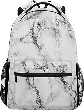 Pencil Case Set Stones Print School Messenger Bag