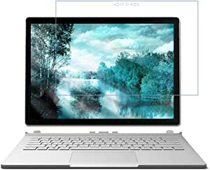 """Honeymoon (1+1 PACK) Paper Like Screen Protector for Microsoft Surface Book 2 15 Inch,Write,Draw and Sketch Like on Paper.No Fingerprint/Anti-Glare (Surface Book 2,15"""")"""