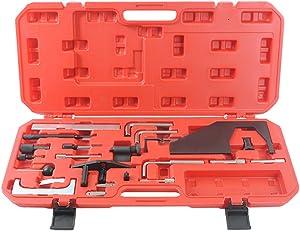 Timing Locking Tool Set Kit Fits For Ford Mazda 2.0 2.3 Twin Cam Turbo L3 L3K9 VVT For Engine Timing Locking Repair