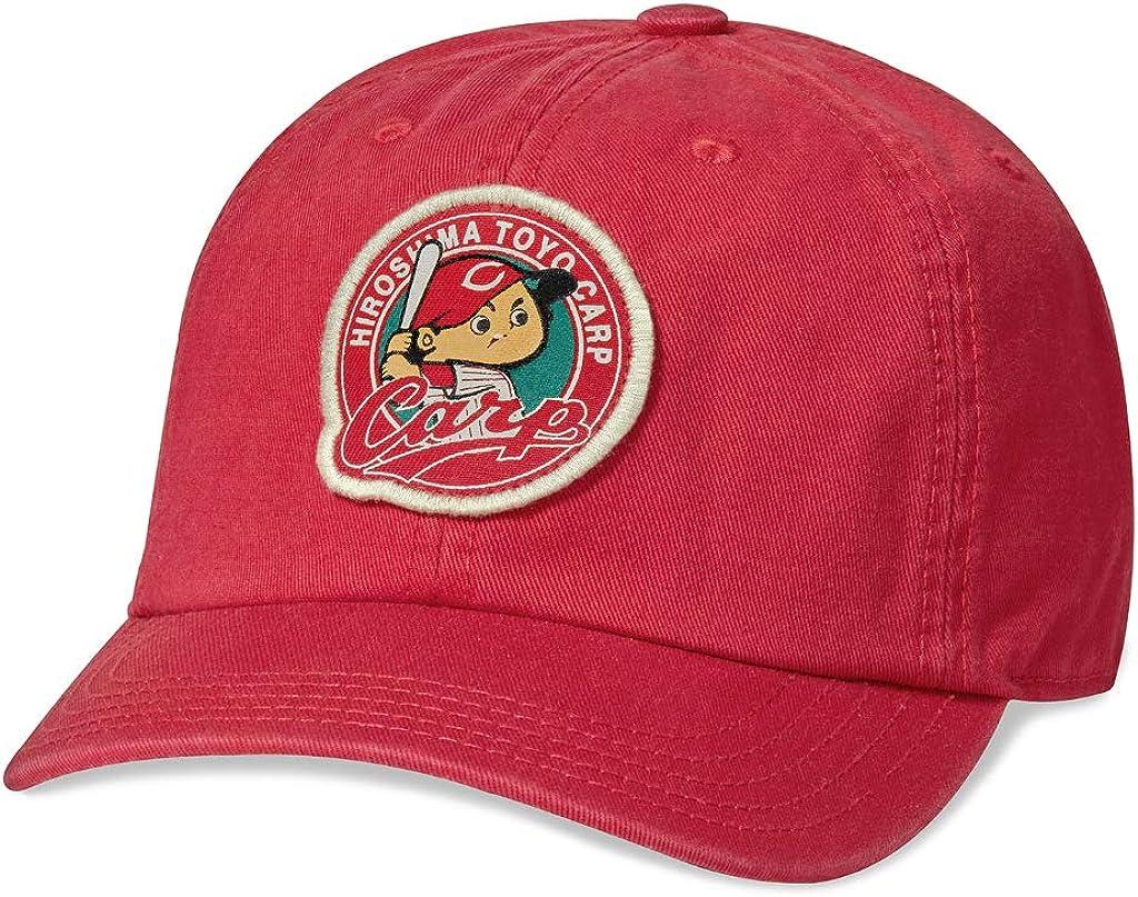 NEW Hiroshima Toyo Carp baseball cap senior w//tracking