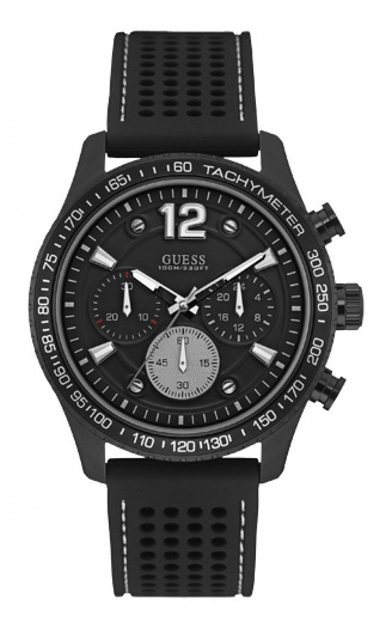 Guess Watches Reloj Guess para hombre negro