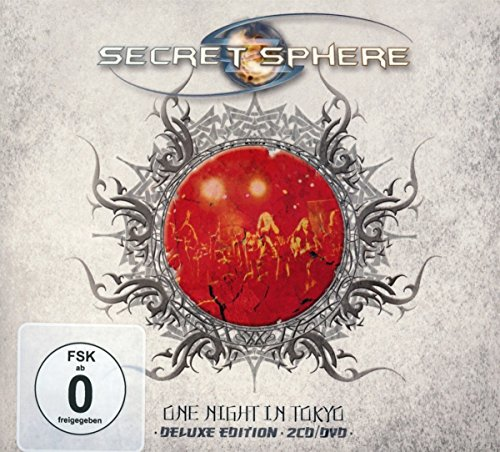 Secret Sphere - One Night In Tokyo (With DVD, Digipack Packaging, 3PC)