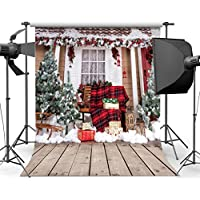 SJOLOON 10x10ft Beautiful Christmas theme Pictorial cloth Customized photography Backdrop Background studio prop JLT10280