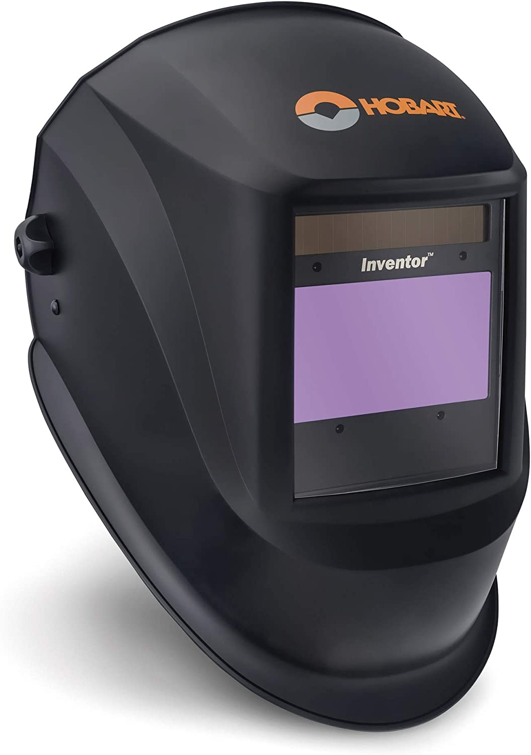 The best heavy-duty welding helmet: Hobart 770890 Auto-Darkening Welding Helmet