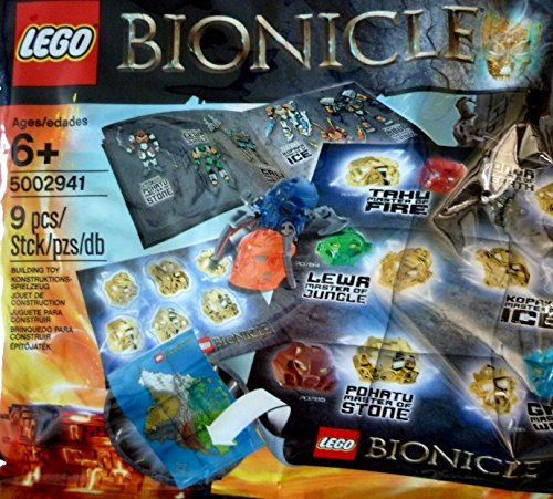 LEGO Bionicle Hero Pack 5002941