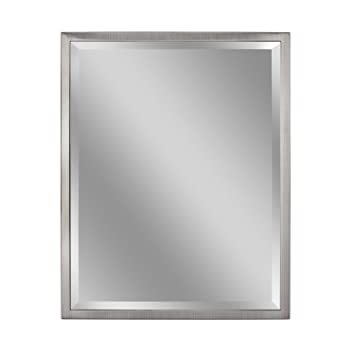 Amazon.com: Head West 30 x 40 Classic Brush 1 in. Wide Metal Frame ...