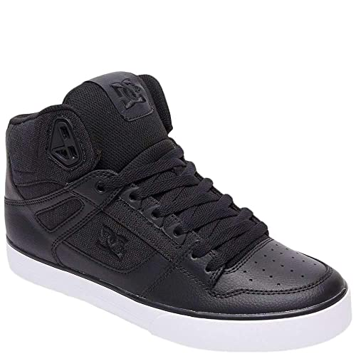 6f01e7345c DC Men's Pure High-top Wc Tx Se Skate Shoe