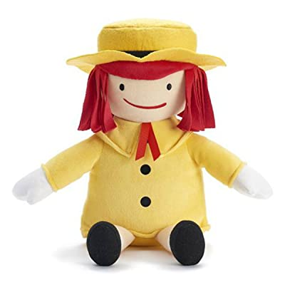 Kohls Cares Madeline 10 Soft Doll: Toys & Games