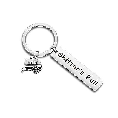 Amazon.com: Llavero completo de Shitter con diseño de ...