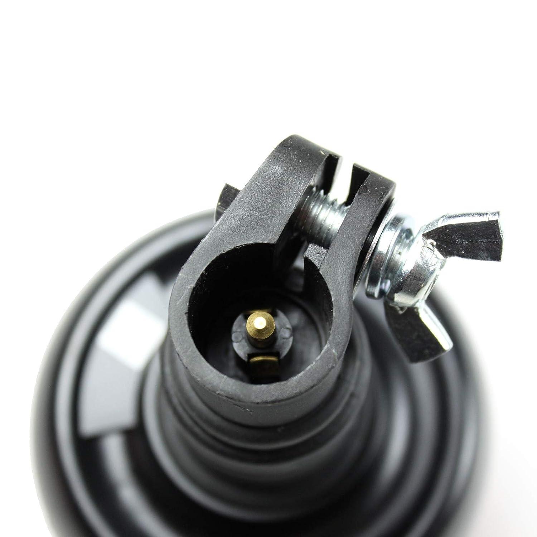 G/&S LED Rundumleuchte 12//24V R65 Flexibler Fuss E-Zulassung Warnleuchte Blitzleuchte