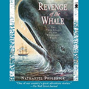 Revenge of the Whale Hörbuch