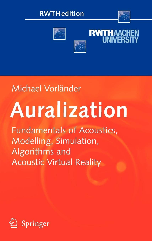 Auralization: Fundamentals of