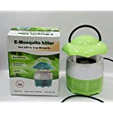 PETRICE Mini home photocatalyst mosquito lamps/Fly Killer, no radiation/eletronic mosquito catching machine (Colour May Vary)