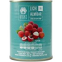 Uteki Alimentos Lichi en Almíbar, 567 g