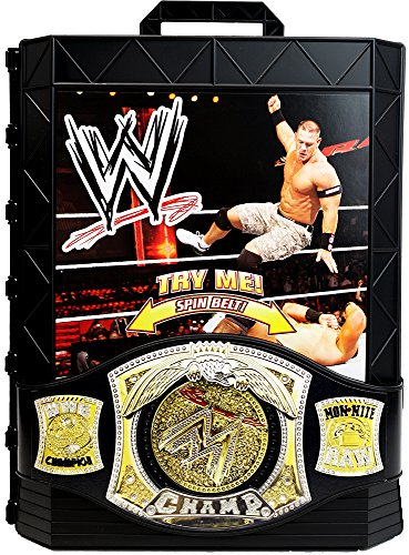 WWE Action Figure Case by Tara Toys