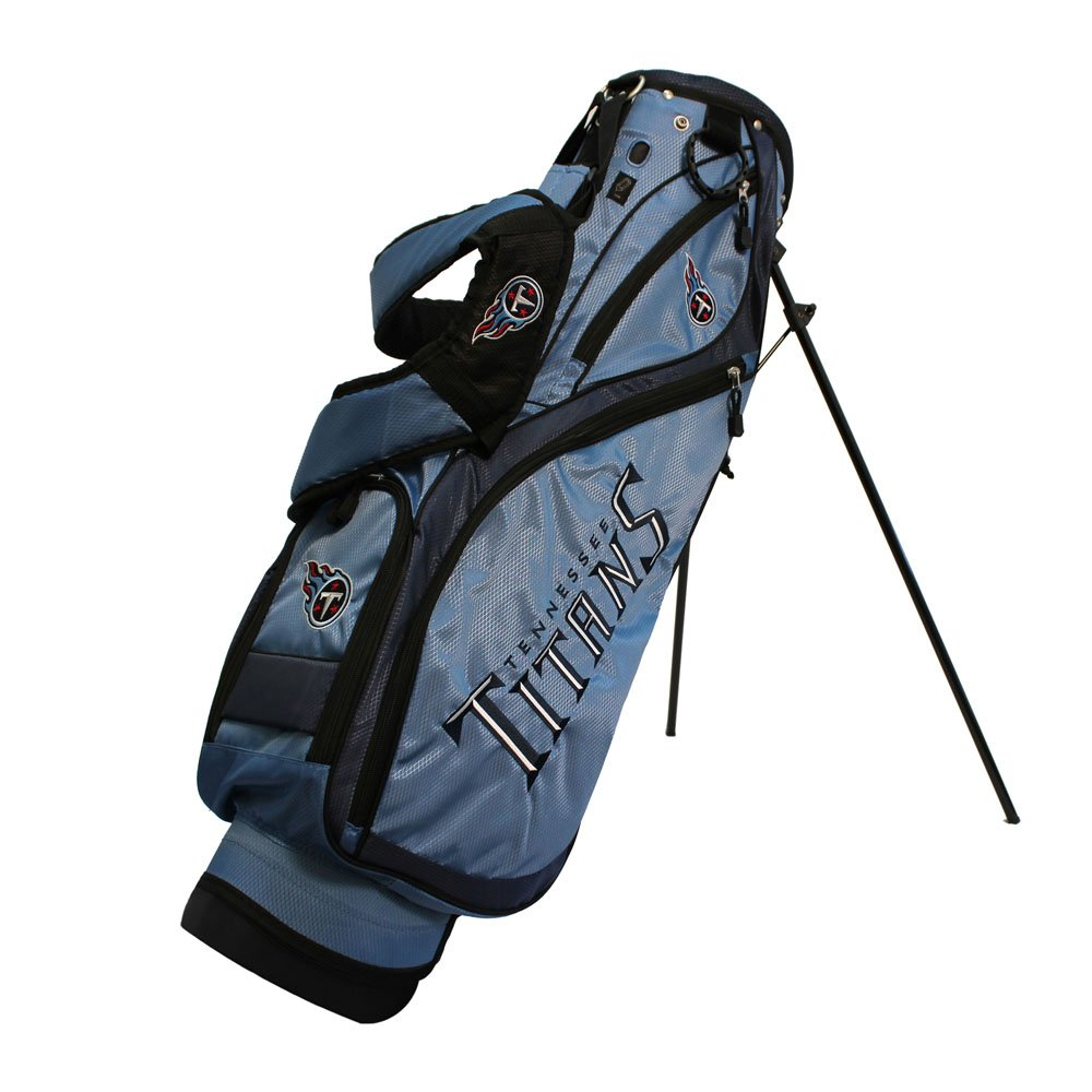 Team Golf 33027 Tennessee Titans NFL Nassau Stand Bag